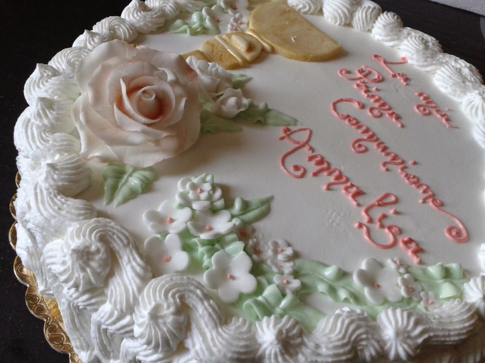 Torte per la prima comunione foto ricette casalinghe for Decorazione torte prima comunione