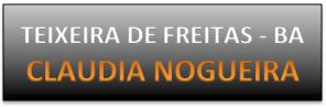 TEIXEIRA DE FREITAS - BA