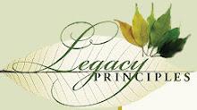 Legacy Principles