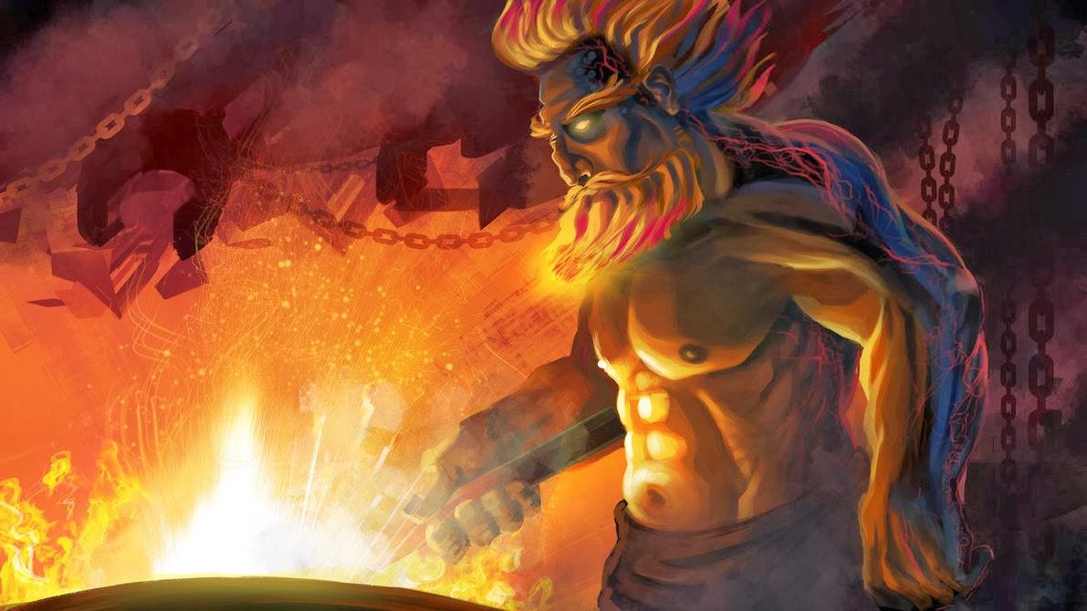 Hewan Mitologi Api di Dunia SosBoks