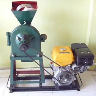 mesin tepung