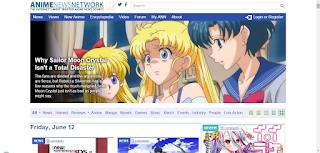 Situs Anime Terbaik Dan Terpopuler 2015 Anime New Network