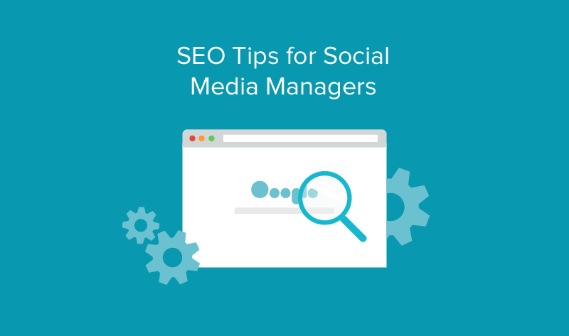 5 Tips to Improve Your SEO With Social Media - infographic