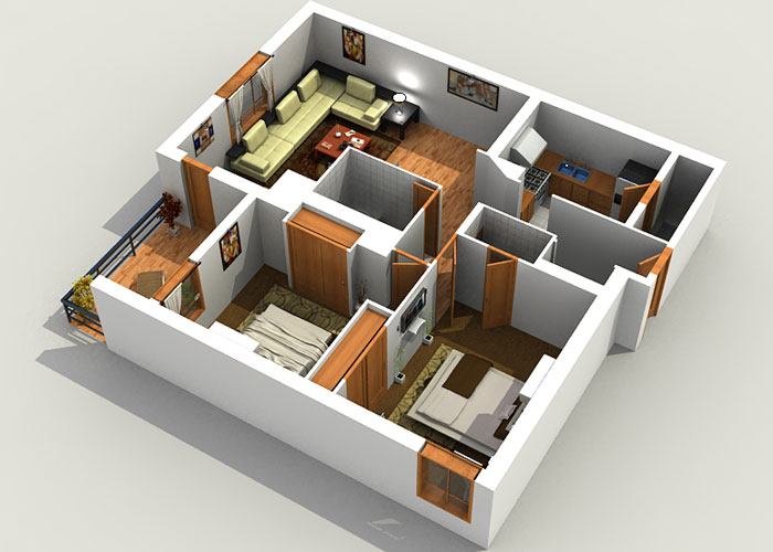 Free 3d building plans beginner 39 s guide business for Home design 3d 5 0 crack