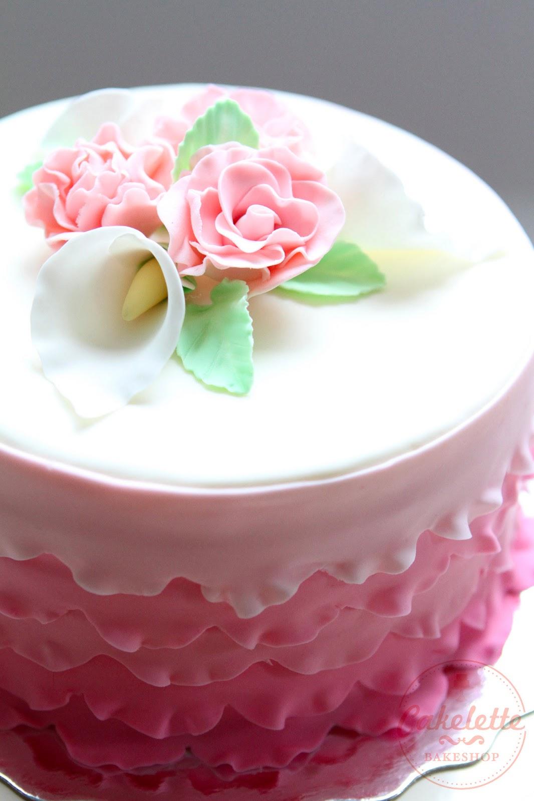 Durian Birthday Cake Toronto