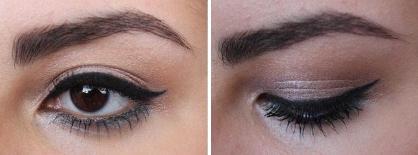 kat von d starcrossed palette makeup look fotd