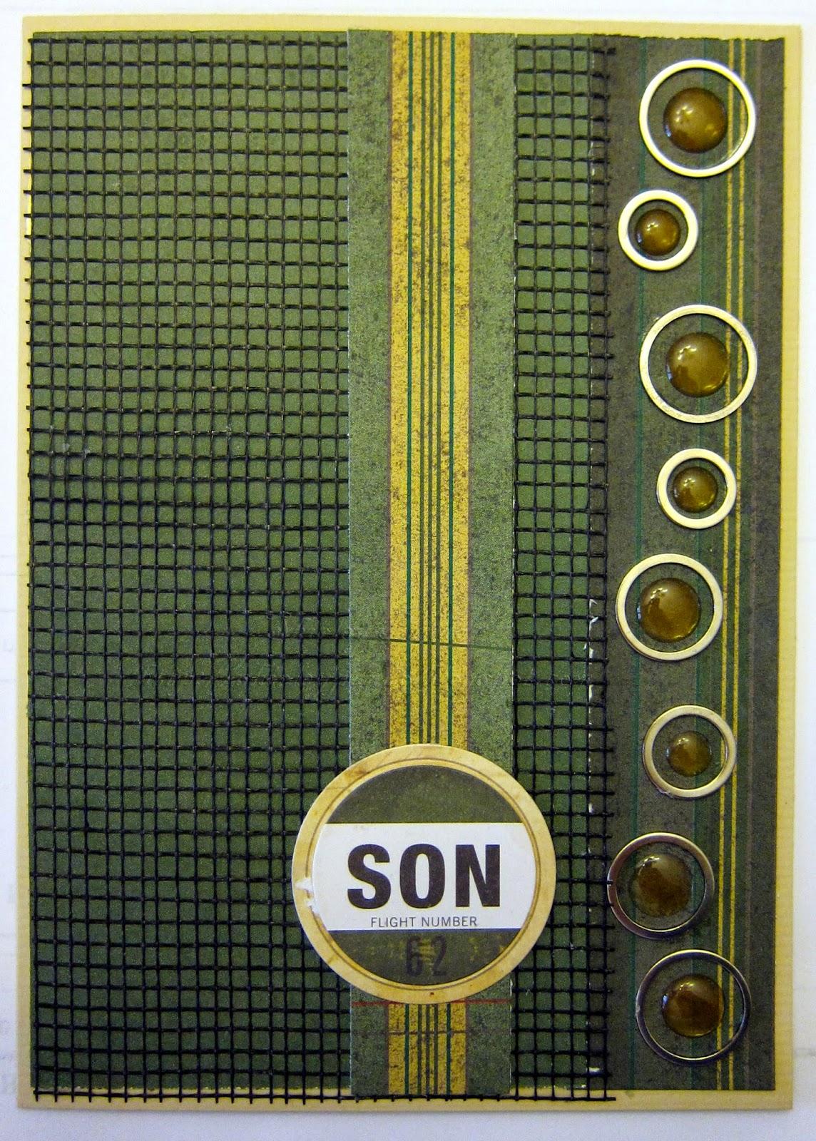Mesh Son card