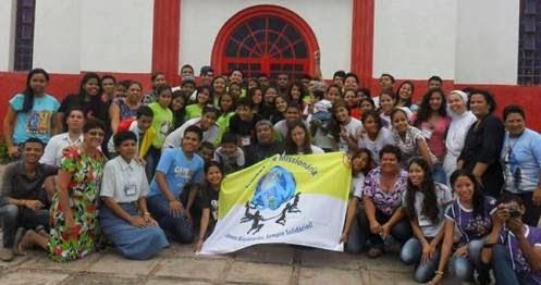 Juventude Missionária intensifica atividades em terras pantaneiras