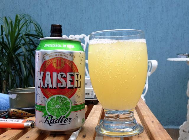 Nova Kaiser Radler é boa?