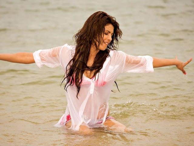 Priyanka in bikini