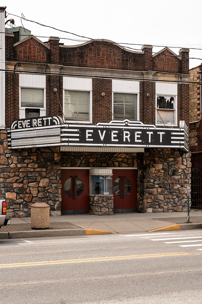 Everett Theater - Everett, PA