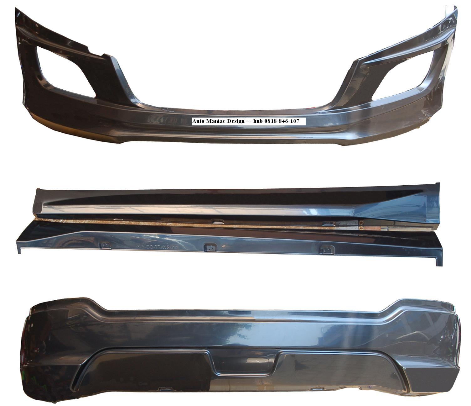 Suzuki Swift bodykit | Macam2 Bodykit & Carbon Fiber mobil terlengkap