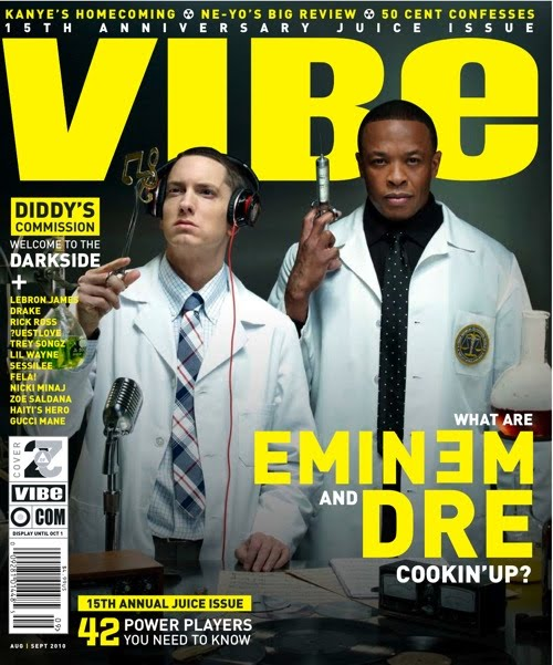 I NEED A DOCTOR OFFICIAL MUSIC VIDEO - EMINEM AND DRE BOTH LOOK MISERABLE!
