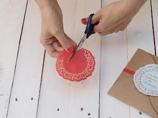 Blonda de pastelería roja, SelfPackaging, Self Packaging, selfpacking