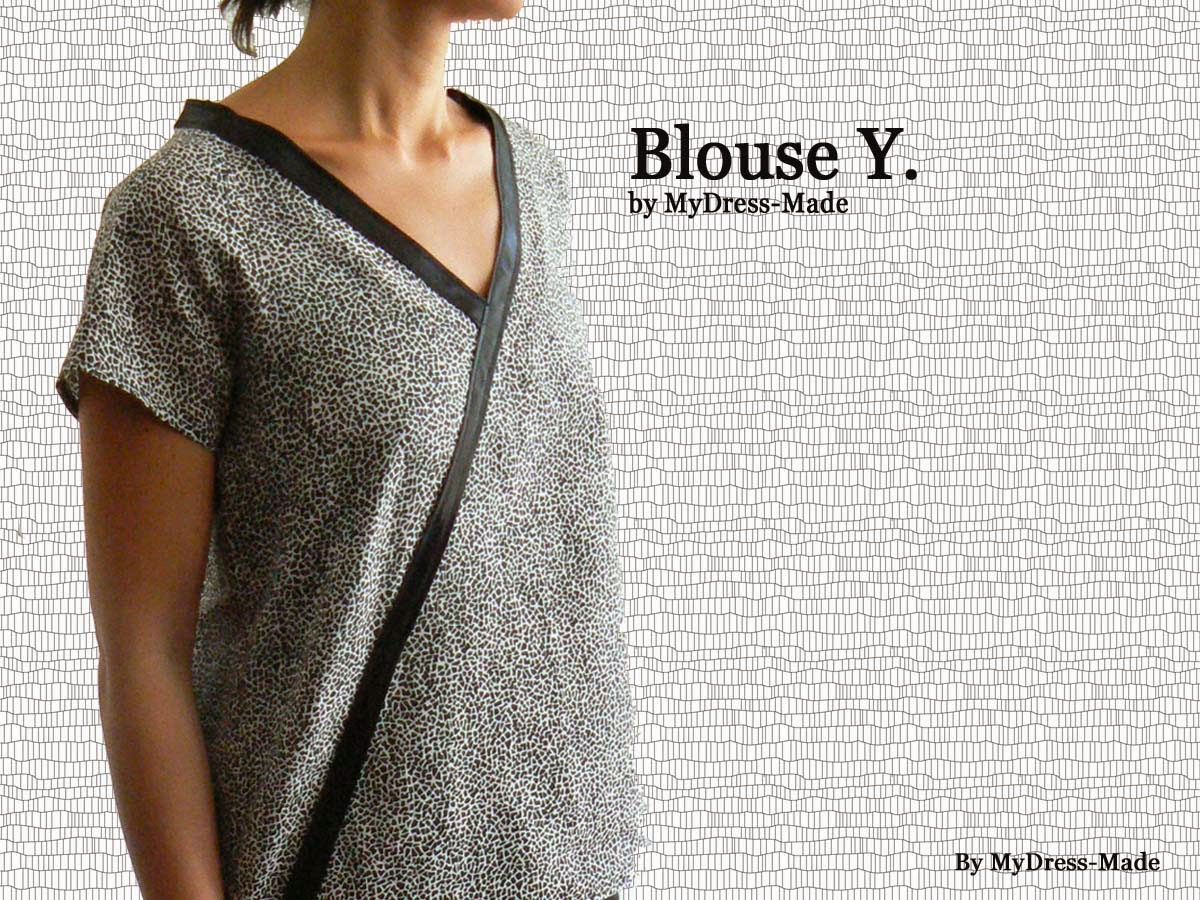 Blouse Y. by MDM