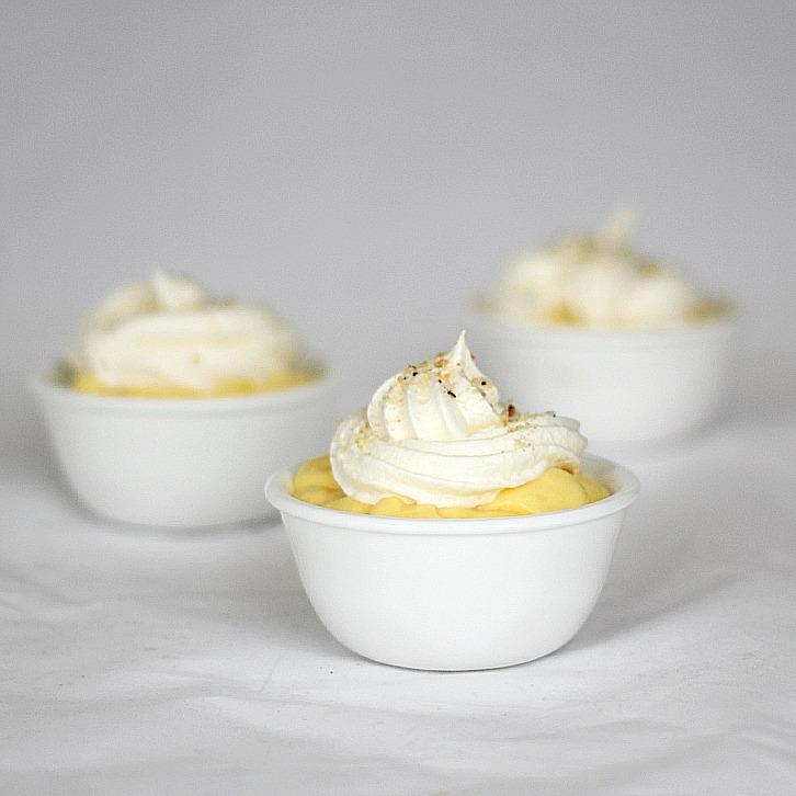 Vanilla Pudding Parfait Recipe — Dishmaps