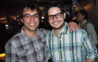 Gian Piero Díaz y Renzo Shuller son amigos inseparables