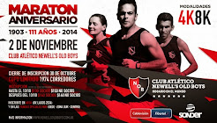 Maratón Newells Old Boys