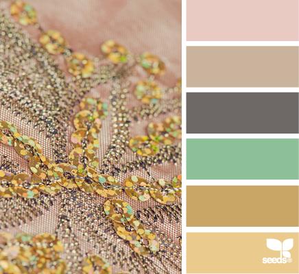 es un blog donde publican fotos con su paleta de colores