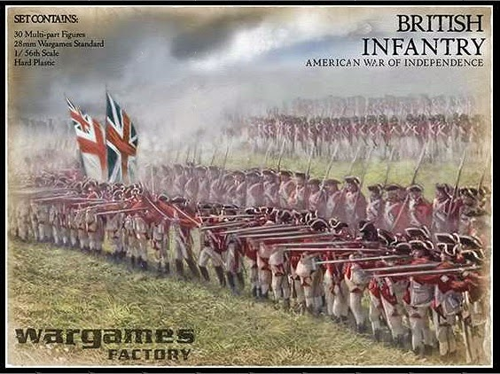 LAND OF THE FREE War-of-Independence-British-Infantry