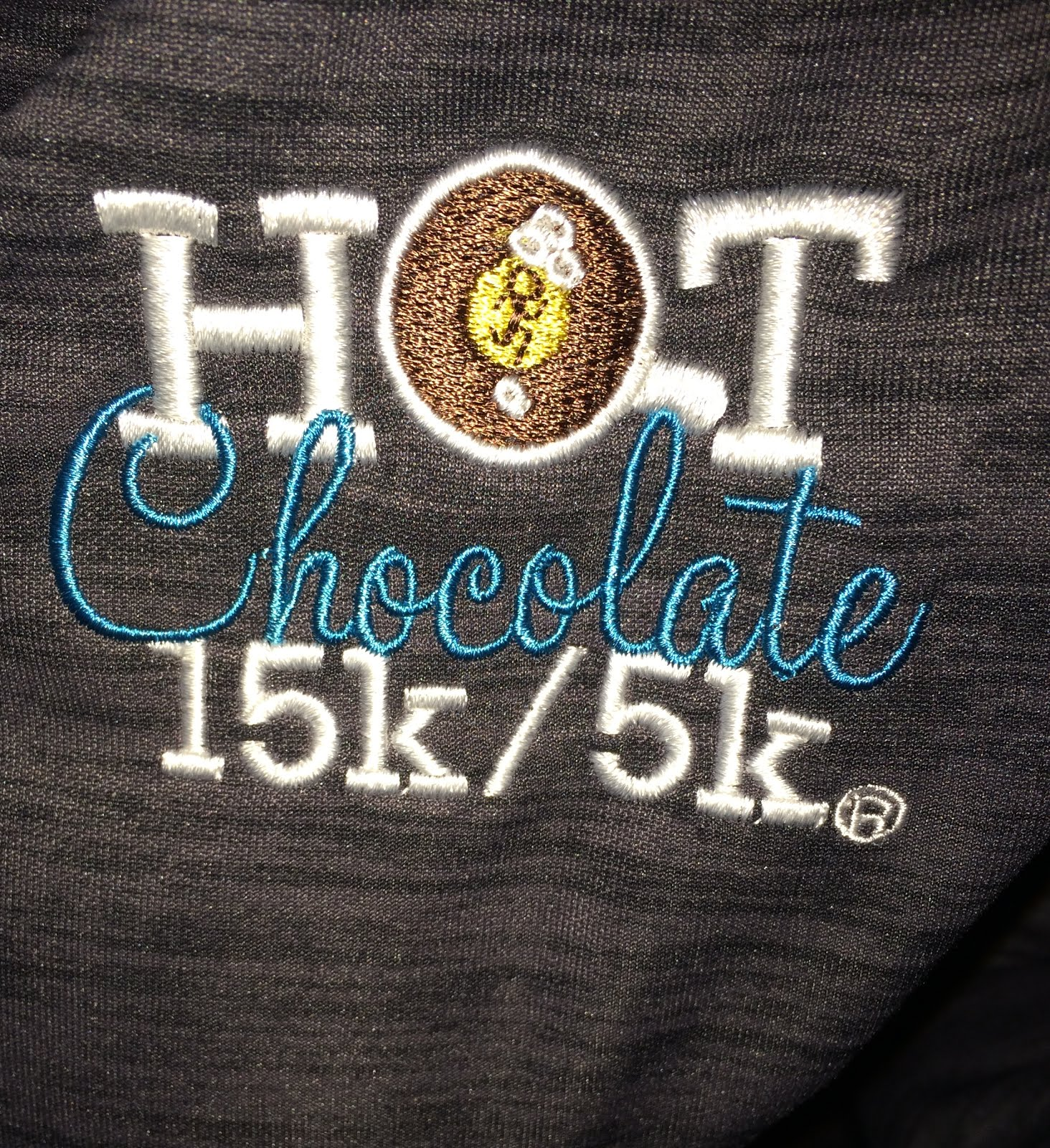 It's the Sound of Sunshine: Hot Chocolate 15K Atlanta Race Recap