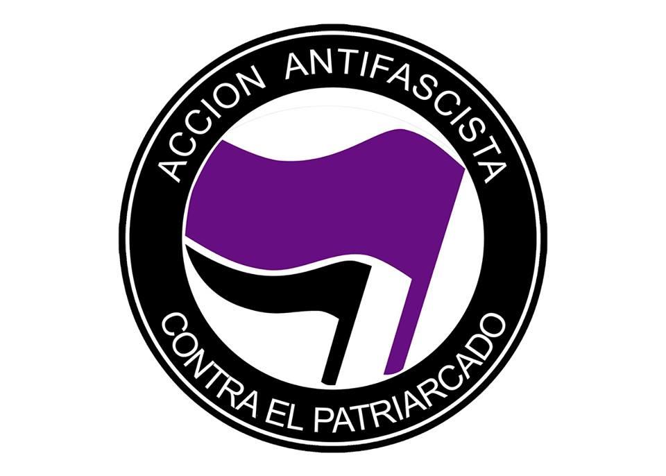 ACCION ANTIFASCISTA CONTRA EL PATRIARCADO