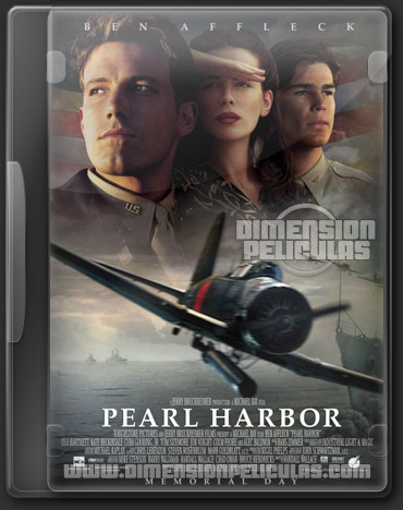 Pearl Harbor (BRRip HD Ingles Subtitulado) (2001)
