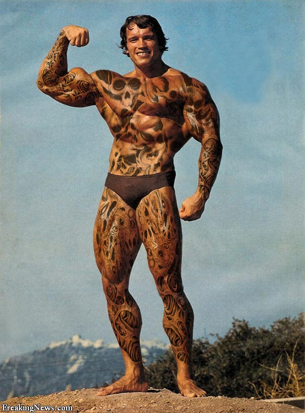 Creating Tattoos In Photoshop Design Tattoos Online Aztec Calendar