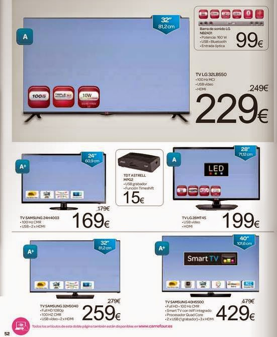 ofertas carrefour 3x2 enero 2015