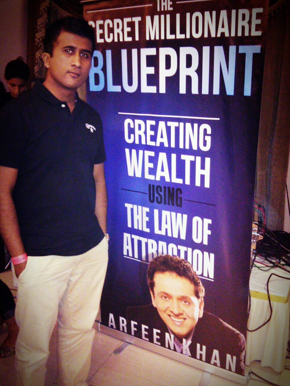 Taking massive action the secret millionaire blueprint week end after that i came across a picture of arfeen khans along with bollywood superstar hrithik roshan now in the city of mumbai which promises everyone a fast malvernweather Images