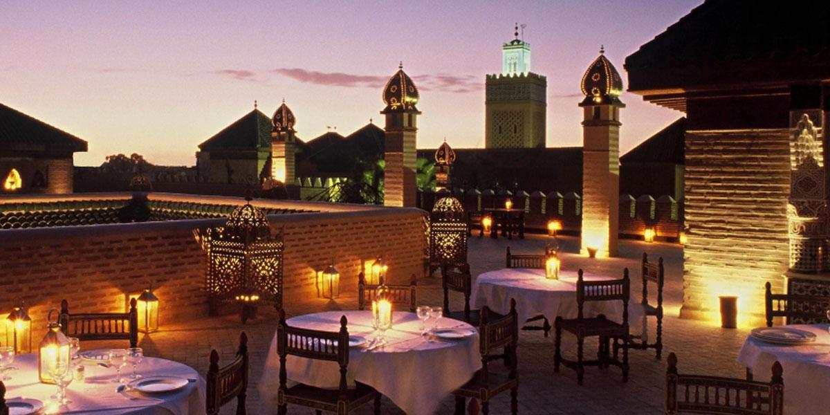 Pinkz Passion : Oriental Splendour (La Sultana Marrakech ...