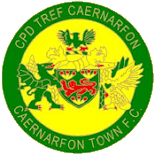 Supporting Caernarfon Town Football Club