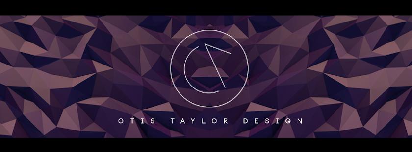 Otis Taylor - Graphic Designer