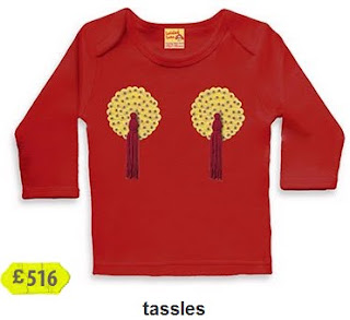 tassel 8 Shirts You Won't See on My Daughters
