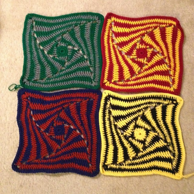 Ford Anglia Wicked Worsted a Harry Potter inspired colorway
