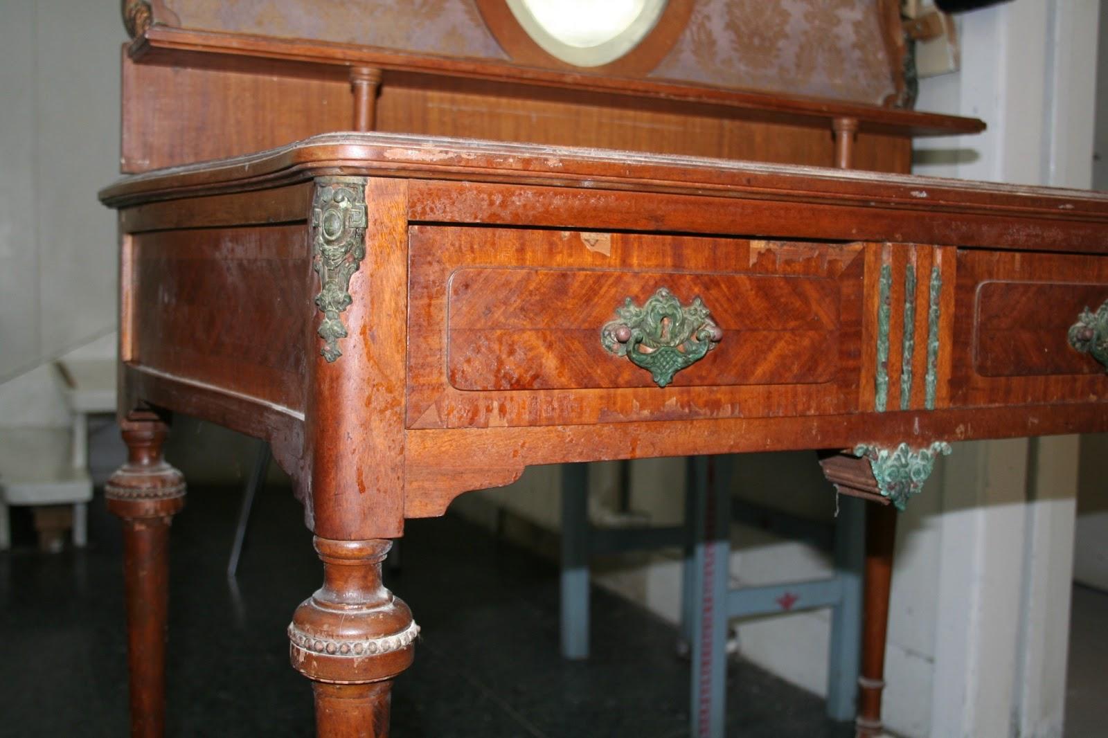Conservaci N Preventiva Y Restauraci N De Muebles # Muebles Renacentistas