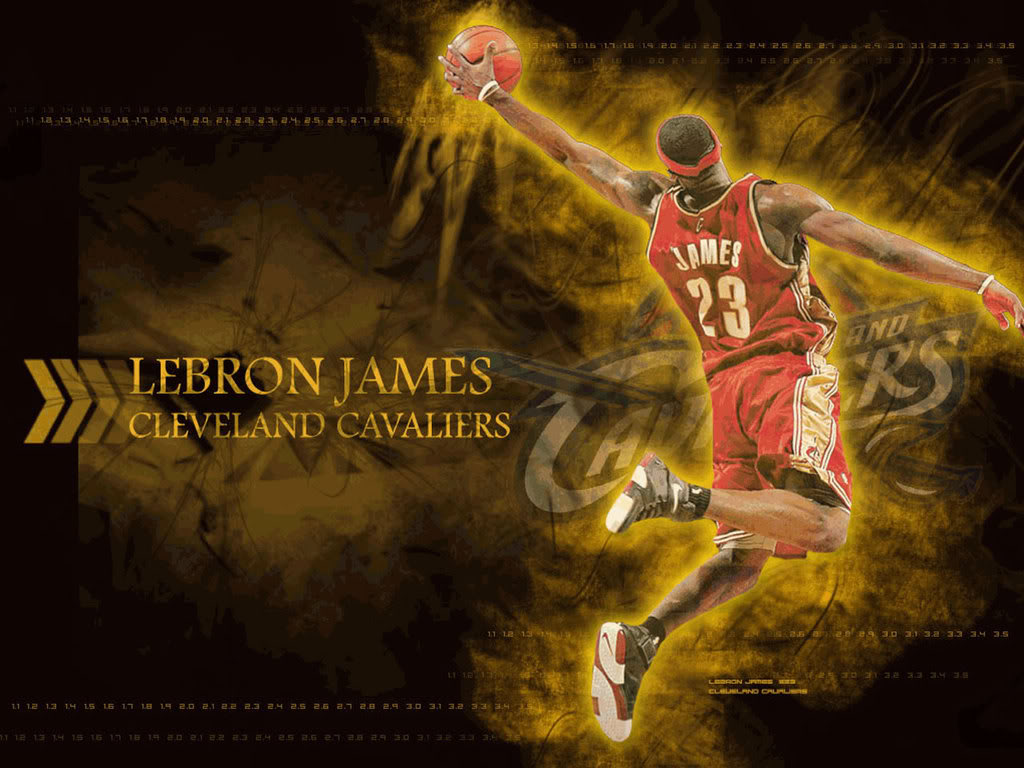 Lebron James Wallpapers | TheNbaZone.com