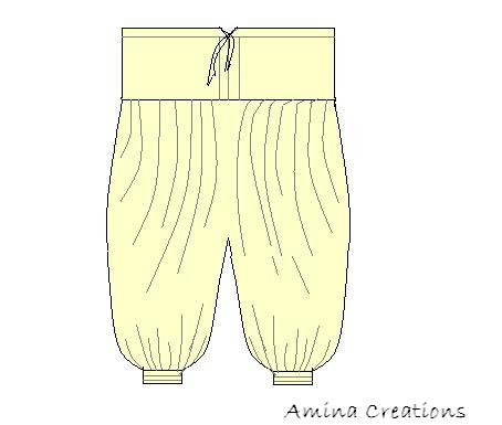 Pattern Making: Elastic Waist Pants | She Said Sew