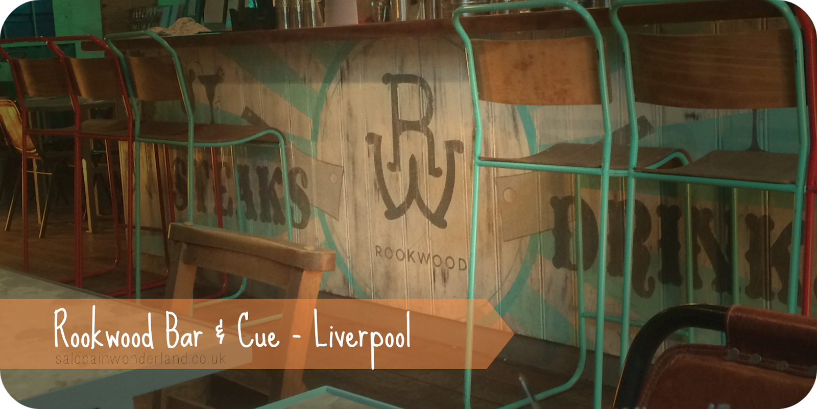Rookwood Bar & Cue Liverpool Review