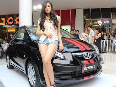Honda Brio Start Production in Indonesia in 2013 