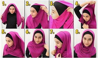 Tata Cara Hijab Modern ala Dian Pelangi