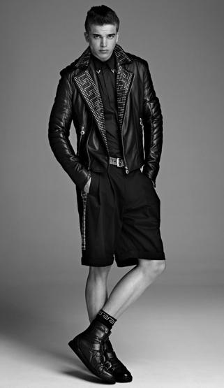 colección Versace para H&M hombre