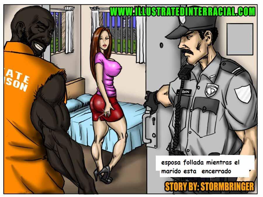 Historias de sexo cornudo interracial