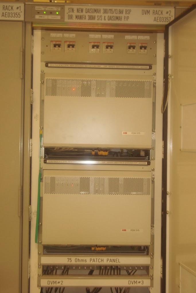 Substation Testing And Commissioning Substation