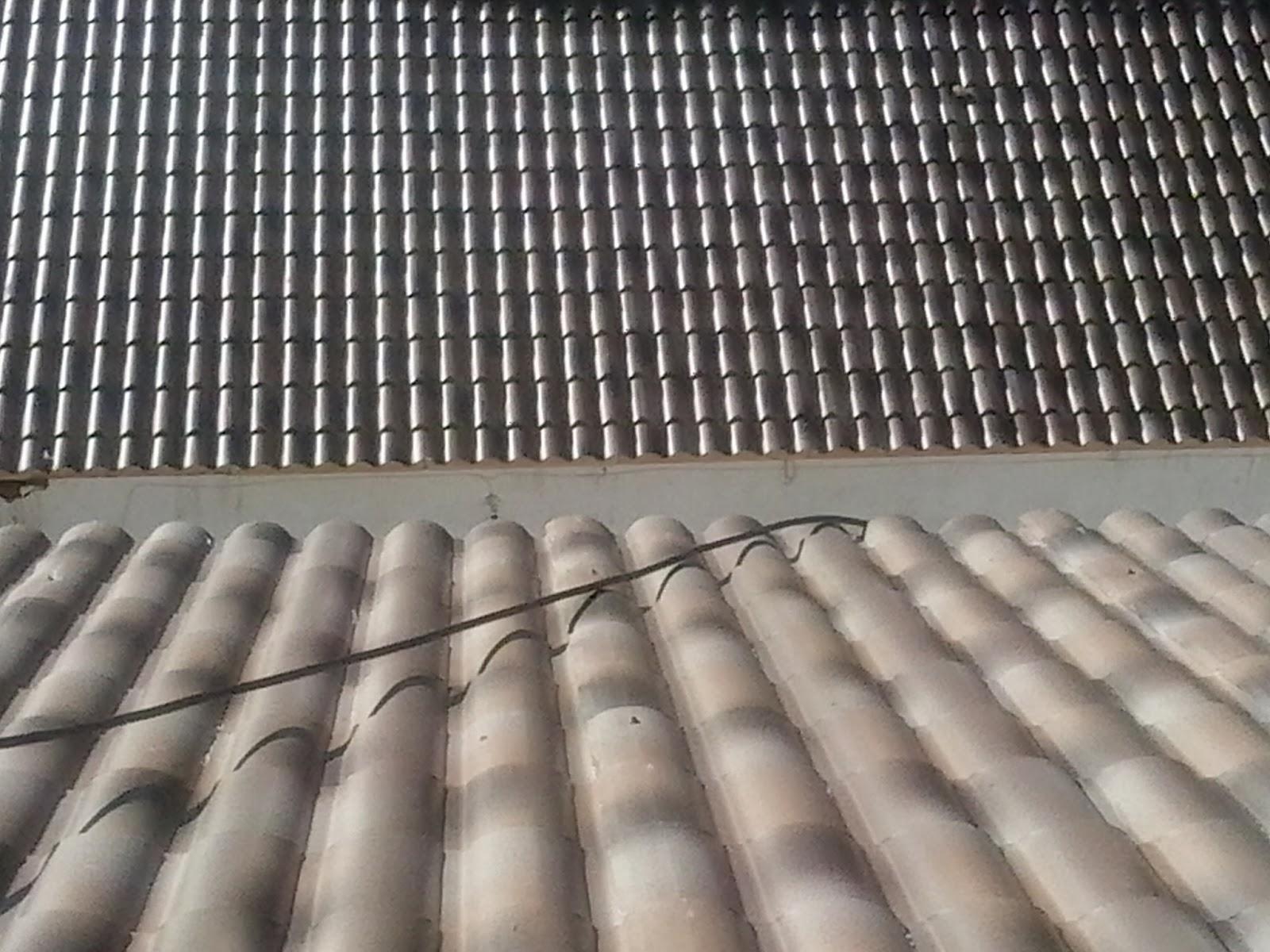 Chapa estilo teja instaladores panel s ndwich madrid - Precio chapa galvanizada ...