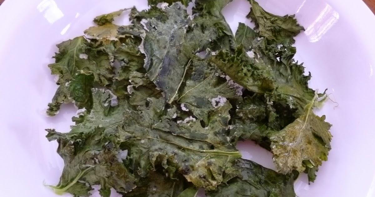 Enjoy Indian Food: Kale Chips
