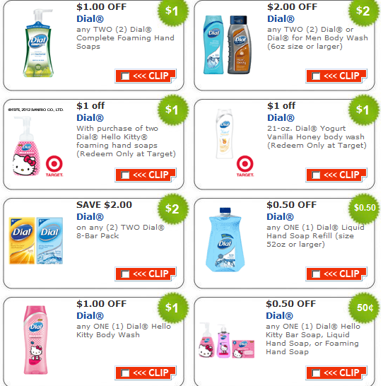graphic relating to Dial Printable Coupon named Severe Couponing Mommy: 8 Dial Printable Discount codes Offered At present!