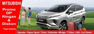 Harga Kredit Mitsubishi Pajero Sport Promo Diskon Mobil Angsuran DP Murah