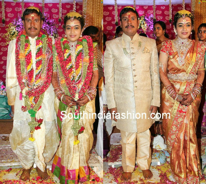 nandamuri mohan krishna daughter marriage