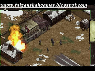 Commando behind enemy lines cheat